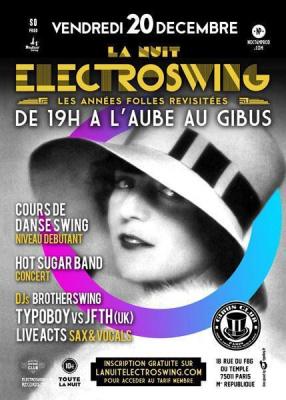 La Nuit Electro Swing