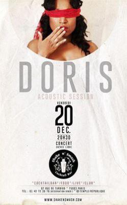 Doris - Acoustic Session