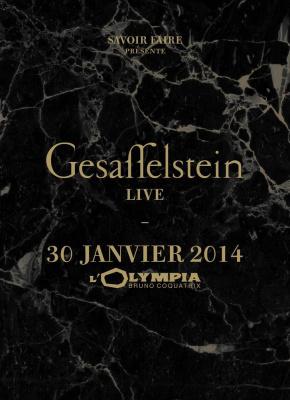 Gesaffelstein Live @ l'Olympia