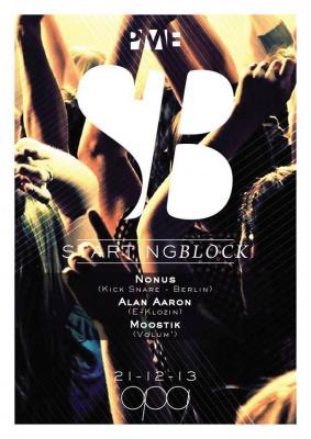 STARTING BLOCK # 4