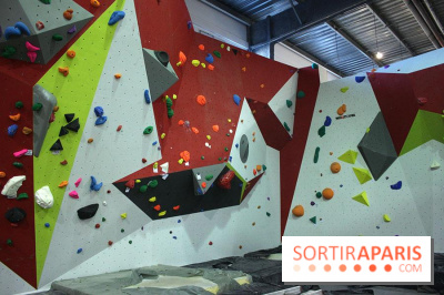 Hardbloc The Largest Climbing Gym In France Opens Its Doors