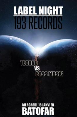 LABEL NIGHT / 193 RECORDS