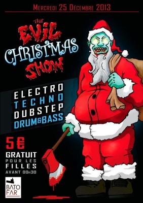 The Evil Christmas Show