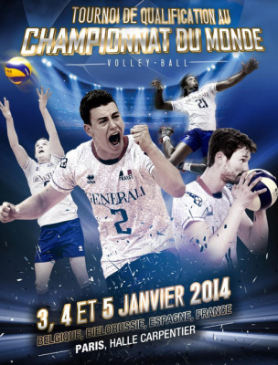 Tournoi de Qualification au Championnat du Monde de Volley-Ball