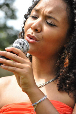 « Le Jazz De Demain » - Résidence  CYNTHIA ABRAHAM PROJECT