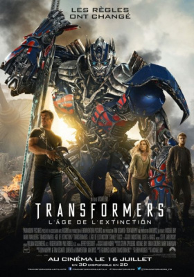 Transformers: l'âge de l'extinction