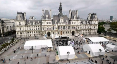 Faites l'Europe à l'Hôtel de Ville