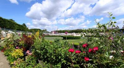 Jardins, Jardin se dévoile aux Tuileries