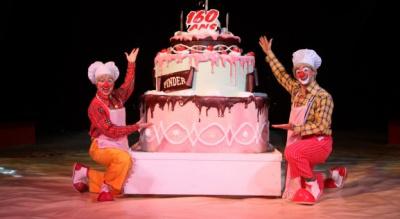 Le Cirque Pinder fête ses 160 ans