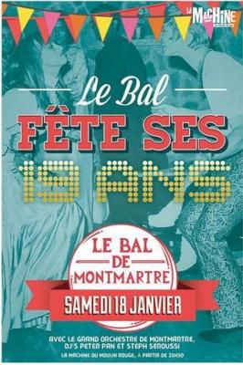Le Bal de Montmartre