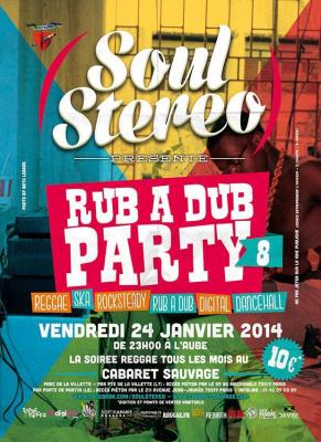 Soul Stereo - Rub A Dub Party #8
