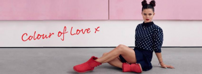 ugg colour of love