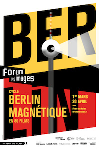 berlin magnétique affiche