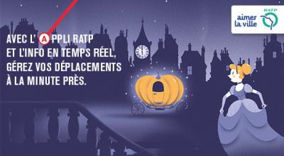 Téléchargez la nouvelle appli gratuite RATP !
