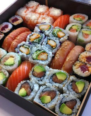 Sushi Shop lance les Signature Rolls