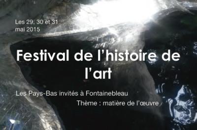 festival histoire de l'art