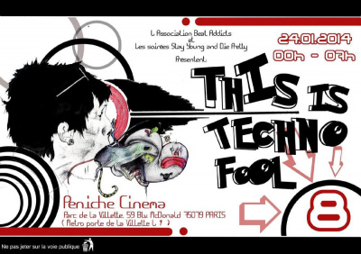 This Is Techno Fool #8