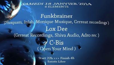 Funkbrainer, Lox Dee & C-Bis