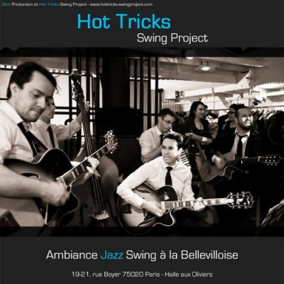 Hot Tricks Swing Project