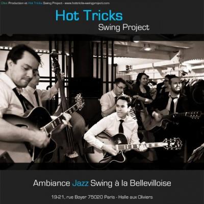 Hot Tricks Swing Project