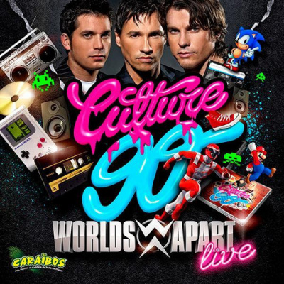 CULTURE 90 invite les WORLDS APART (Live)