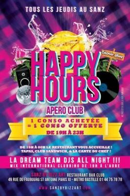 Happy Hours Apéro Club