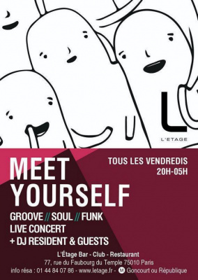 MEET YOURSELF #11