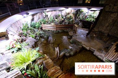 Aquarium de la Porte Dorée à Paris