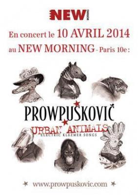 Prowpuskovic + Tram des Balkans