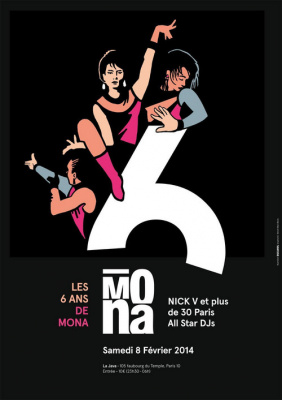 MONA 6th BIRTHDAY