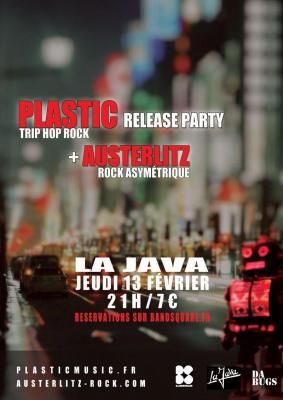 AUSTERLITZ + PLASTIC