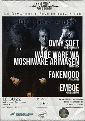 Ovny sofT + Ware Ware Wa Moshiwake Arimasen + Fakemood + Emboe
