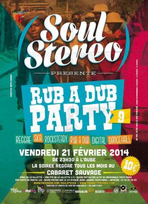 Soul Stereo - Rub A Dub Party #9