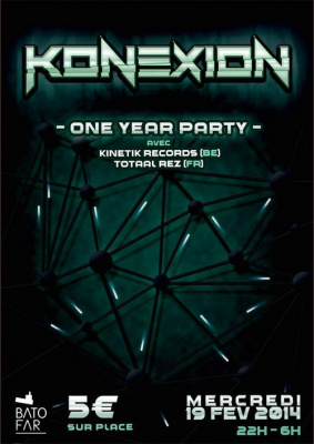 Konexion: One Year Party