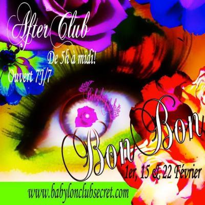 BonBon After Club