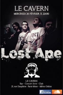 Concert de Lost Ape