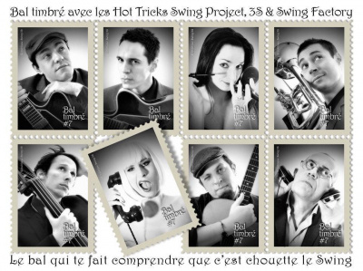 Bal Timbré #7 - Hot Tricks Swing Project