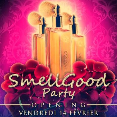 SMELLGOOD PARTY AU BARRAMUNDI PARIS SAMEDI 14 FEVERIER