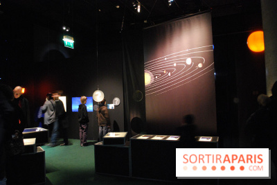Exposition Nuit au Muséum Natinaol d'Histoire Naturelle