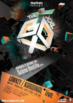 # THE BOX 2: LOWKEY / KARDINAL (Goog rec.) #techno  party #