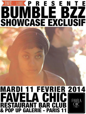 Favé X Live with Bumble Bzz Live & Ambrym Expo