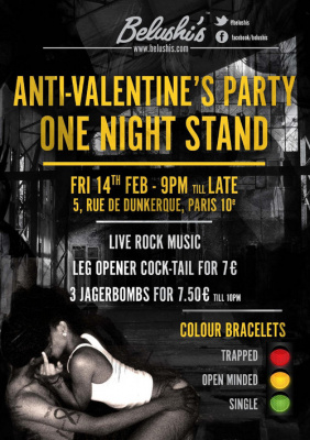 Anti Valentines Party 2014