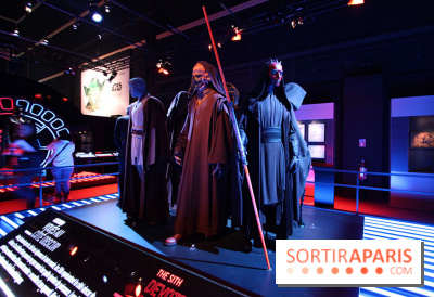 L'exposition Star Wars Identities à Paris