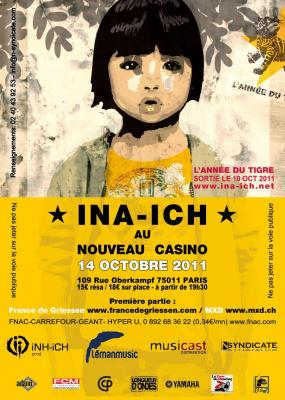INA-ICH en concert
