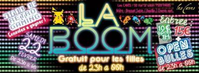 La Boom 2 : Spécial Années 90 et Rétrogaming et Dessins Animés