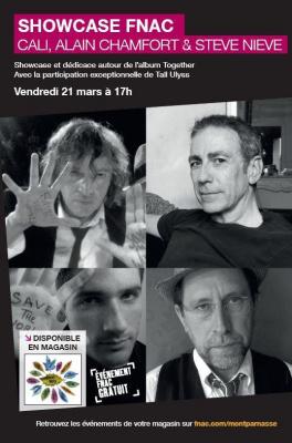Showcase Cali, Alain Chamfort & Steve Nieve