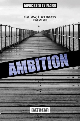 Ambition by 193 Records & Feel Good