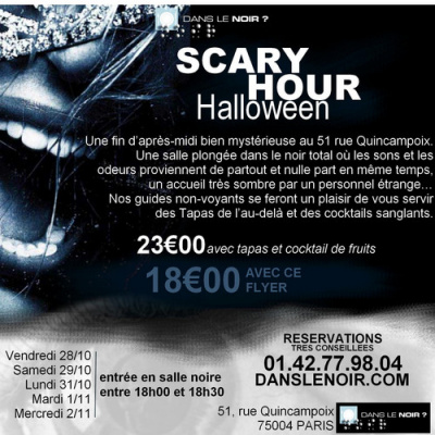 Scary Hour Halloween
