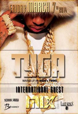 Tyga Super Star Internationale