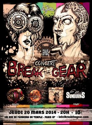 BREAK THE GEAR